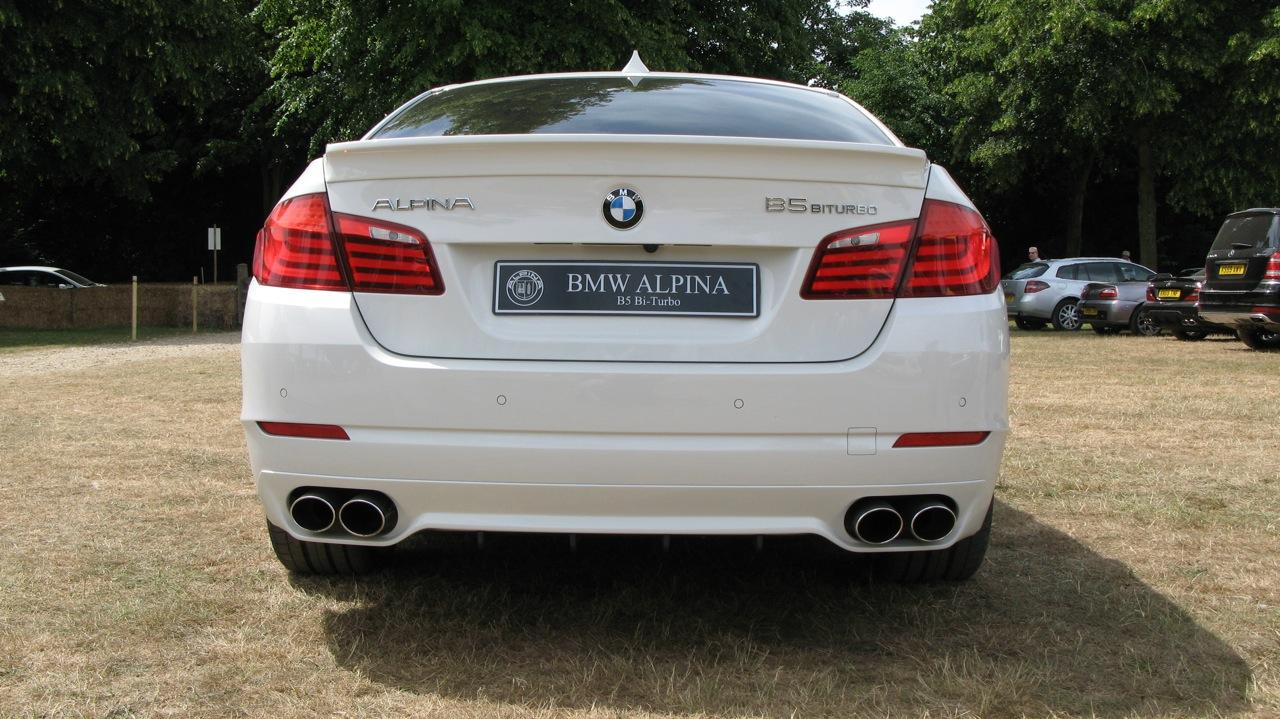 BMW Z8 Alpina >> BMW ALPINA B5 BiTurbo revealed, new pictures of white B5 BiTurbo - BMW M5 Forum and M6 Forums